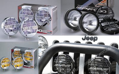 IPF Driving Lights & Accessories Melbourne