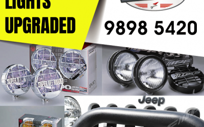 Vehicle Lights Upgraded Mitcham