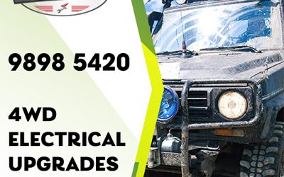 4WD Electrical Upgrades Ringwood